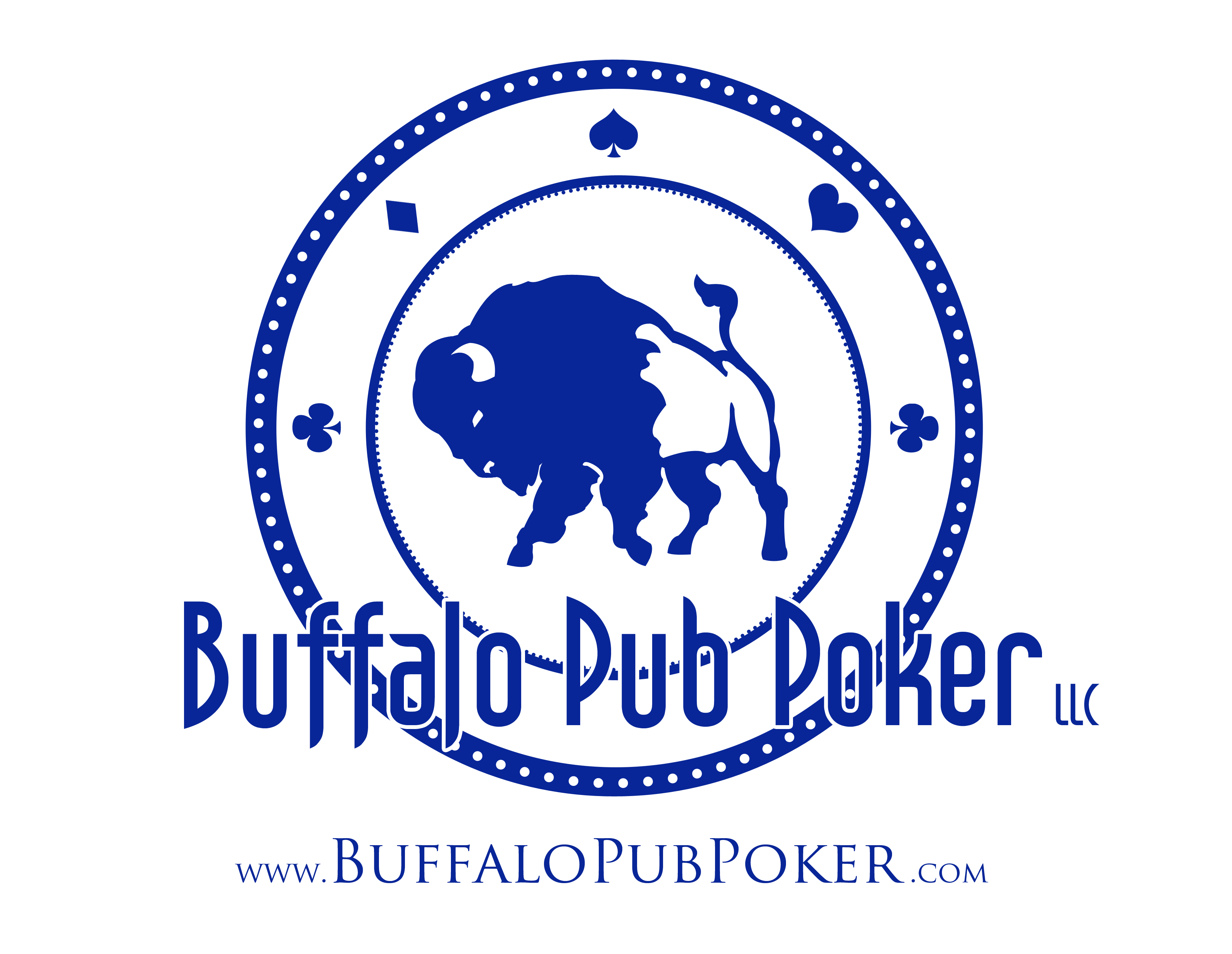 Buffalo Pub Poker logo